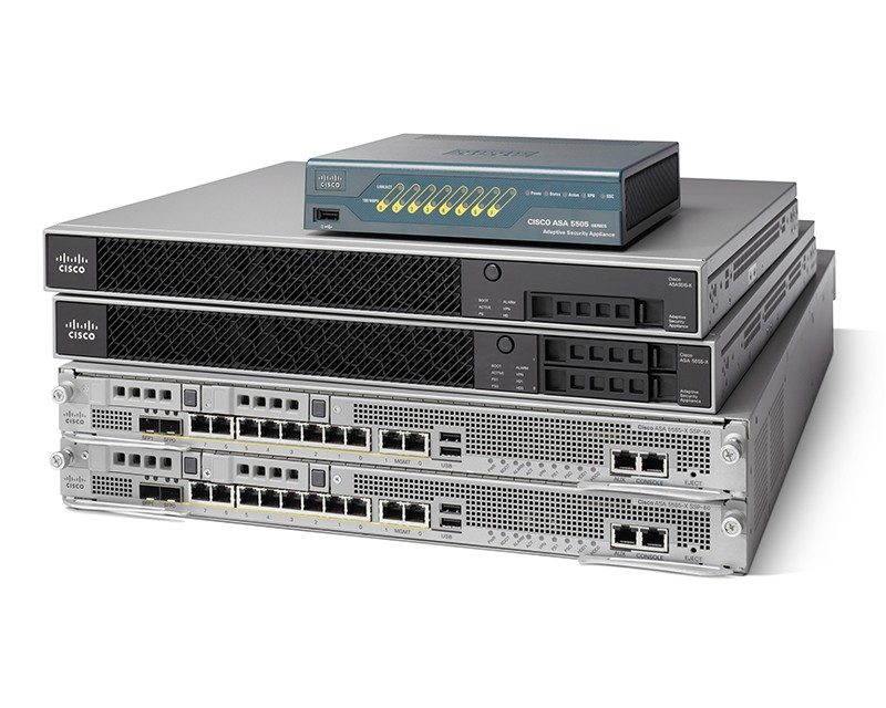 Cisco ASA 5500-X Series Next-Generation Firewalls