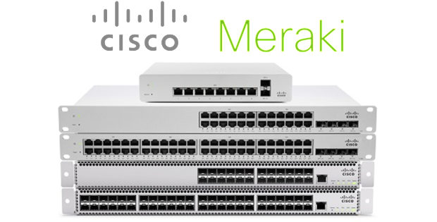 Cisco-Meraki-switches