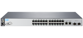Thiết bị Switch HP E2530-24 Switch – 24 port (J9782A)