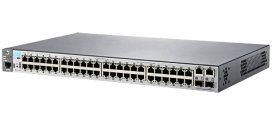 Thiết bị Switch HP 2530-48 Switch – 48 port (J9781A)