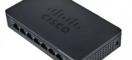 Thiết bị Switch Cisco 8-Port 10/100 Switch SF90D_08